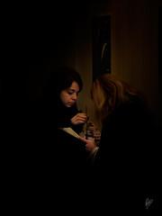 Coffee and reading (Paco CT) Tags: barcelona people dark women gente candid streetphotography personas explore persons lowkey mujeres barrigotic candidshot oscuro 2020 callejera efh robado elfactorhumano clavebaja thehumanfactor ltytr1 humanpresence pacoct superlativas presenciahumana