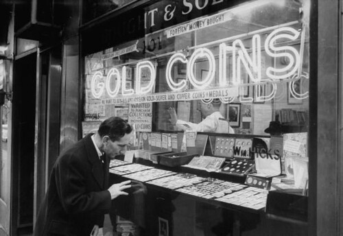 Life Magazine 1960 Coin Store article-2