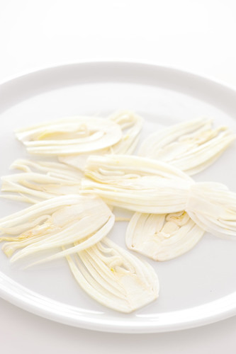5x10 shaved fennel salad