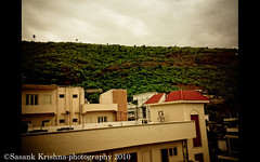 Up the Hill! (geekypunk) Tags: hdr vizag