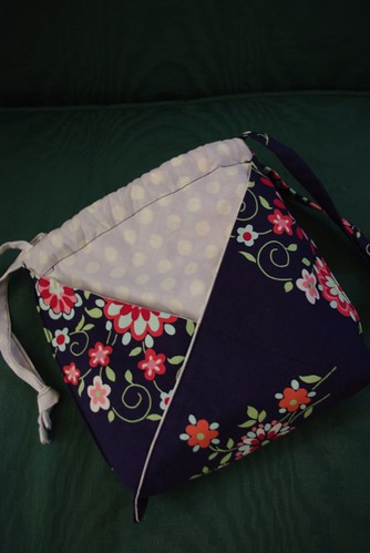 Origami Bag Inside Out