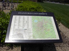 IM000557 Map of Stanford University
