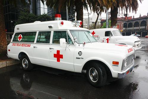 100 Años de Cruz Roja Mexicana