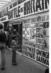 Scan10336 (citatus) Tags: toronto canada summer yonge gerrard streets rio theatre 1970 kid movie theater