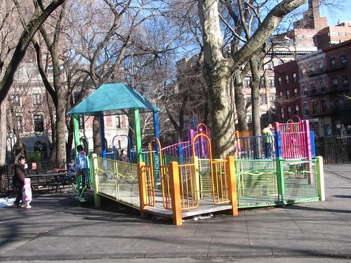Seward Park Playground