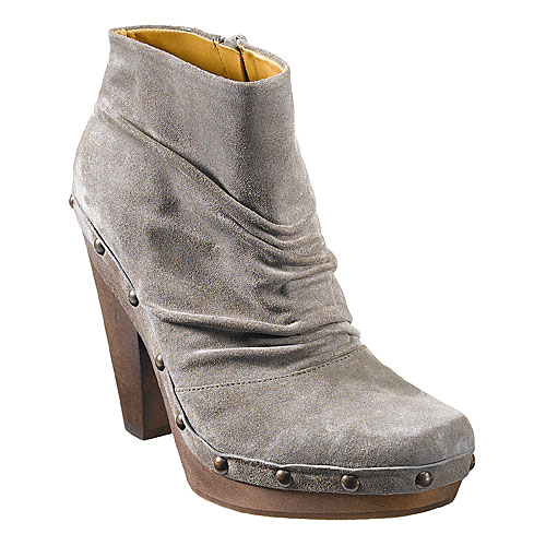 nine west shabooties grey suede gray