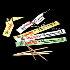 [I] Carezze per i nostri denti (Luca Graziani) Tags: italy rome roma italia toothpick samurai lazio stuzzicadenti sisma ilcarezzadenti teethcaresses