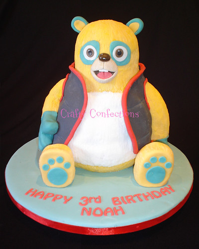 Special+agent+oso+cake+images