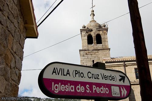 Iglesia de San Pedro Apóstol en Zarzalejo