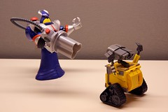 Zurg (twmjedi) Tags: canon toy rebel lego toystory disney pixar 365 efs xsi 1755 zurg walle 1755mm project365 efs1755 canonefs1755mmf28isusm 450d canonefs1755mmf28 365toyproject walle365