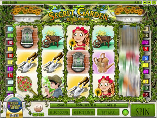 Secret Garden slot game online review