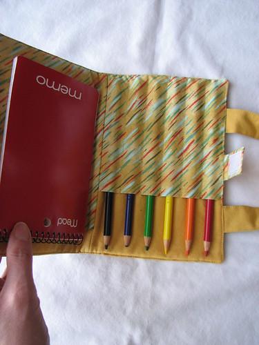 Pad/Pencil Portfolio