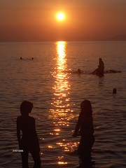 Summertime (eliaslar) Tags: sunset greece summertime pelion  milina volos thessaly