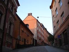 Urvdersgrnd (Eoghan OLionnain) Tags: street city urban architecture cityscape sweden stockholm sdermalm schweden skandinavien swedish views sverige scandinavia suede stoccolma suecia arkitektur urvdersgrnd suedois
