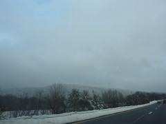 Winter Scenery (springhudson) Tags: snow mountains hill southeast metronorth i84 nystate dutchesscounty hudsonvalley wassaic taconic putnamcounty interstate84 harlemline bl20gh