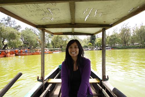 Burnham Park Boat Ride