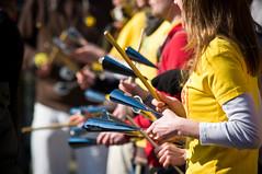 The Bells (sunface13) Tags: drums bath samba drum band running runners drumming jogging drummers joggers halfmarathon bathhalfmarathon sigma70200mm28 bathhalf pentaxk20d sambasulis