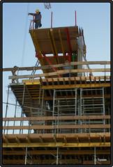 2009-02-11 New Orleans 4 (Topaas) Tags: rotterdam neworleans kopvanzuid siza woontoren wilhelminapier hoogbouw lvarosiza vesteda rijnhaven ottoreuchlinweg besix wierdsmaplein