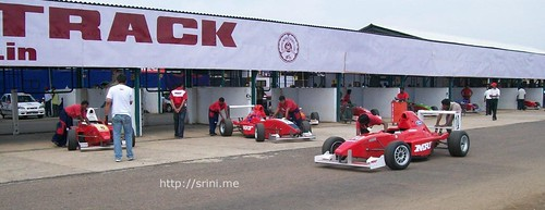 mrf race 105