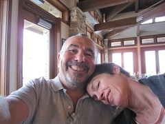 chuck and me (eoshea) Tags: ranchopalosverdes terranea