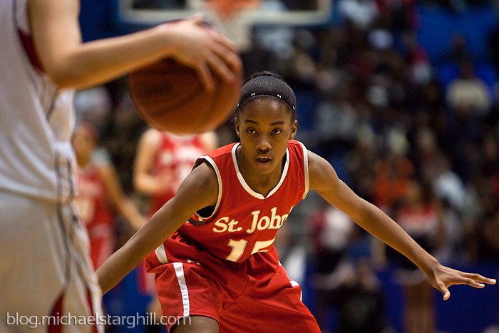 St. John's Girls Basketball