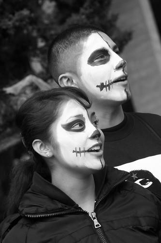 La Raza, Dia de Los Muertos