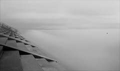 Isolation IV (digitalpoet1) Tags: sea seascape beach ian photography mono coast long exposure tide parry nd110 ianparryportfolio