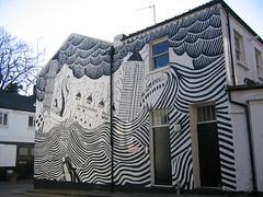 Eraser house