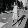 Age is just a number (Ian Brumpton) Tags: street bw blancoynegro blackwhite noiretblanc candid skating streetportrait monochromatic londres skater rollerblading silversurfer londonist longacre sundaystroll youngatheart urbanblackandwhite londonstreetphotography ageisjustanumber scattidistrada blackwhiteheartbeats pensionerpower