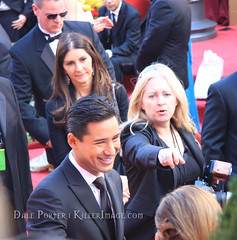 Mario Lopez - Oscars 2010 Red Carpet 7625