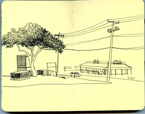 15 minute lunch sketch san pedro and ramsey