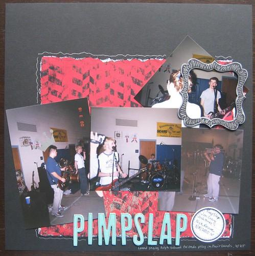 March C2P: Pimpslap