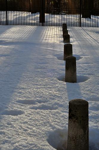 Snöskugga