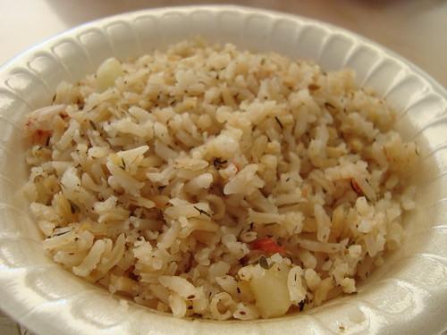 Rice @ La Super-Rica Taqueria