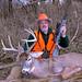 Dave Henderson w/buck