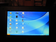 screen on my Cherrypal Africa