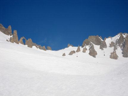 Cumbres, tocando el cielo
