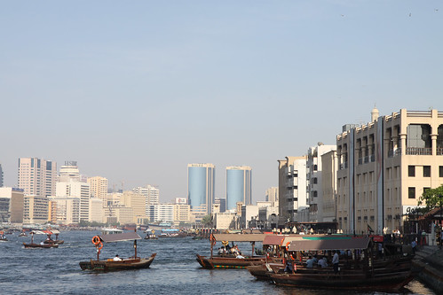 Dubai Creek Abras