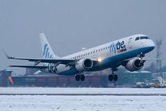 G-FBEG - 19000120 - FlyBe - Embraer ERJ-190-200LR 195LR - Luton - 091221 - Steven Gray - IMG_5545