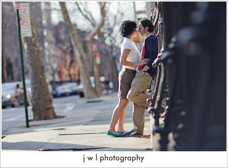 New York City Engagement Session Brooklyn j w l photography 12