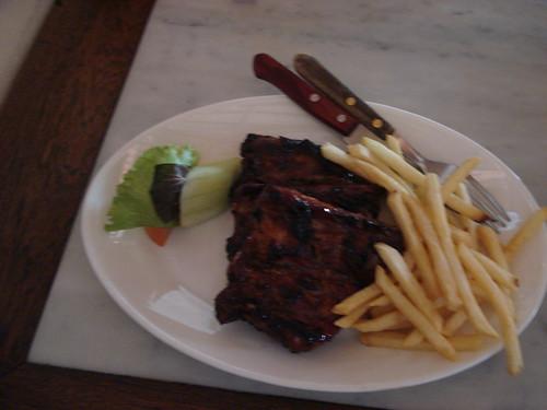 ribs at made