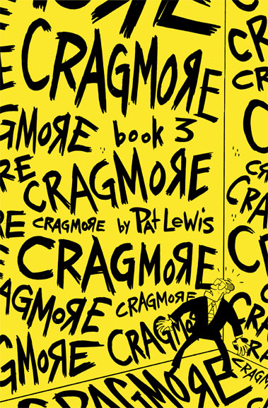 """CRAGMORE: Book 3"" cover"