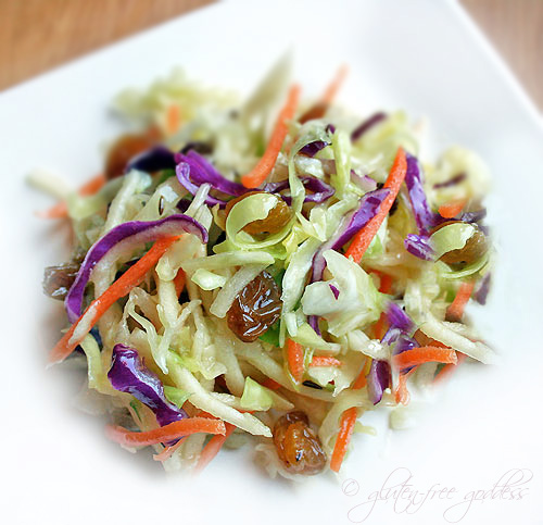 vegan slaw with no mayo