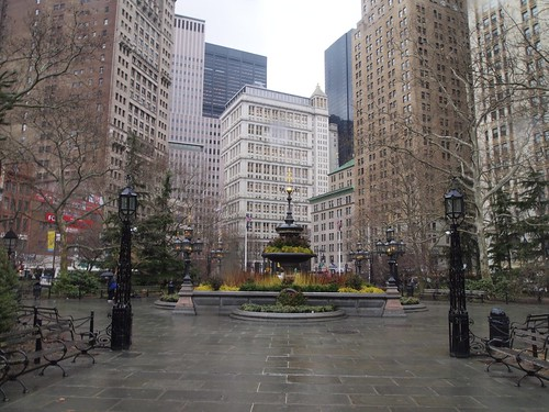 Park in New York