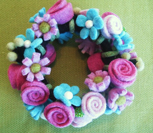 A Spring bracelet