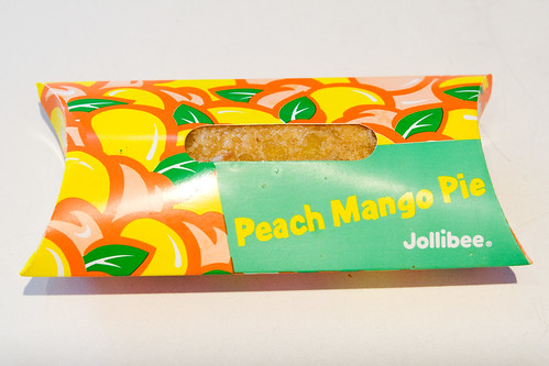 peach mango pie