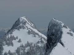 East Peaks