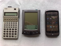 evolution of the pda