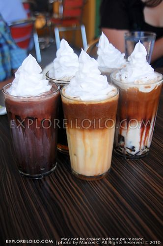 Coffee Break's Iced Coffe jelly