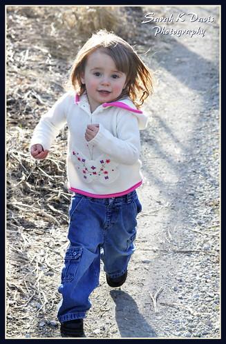 Kinsey running